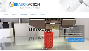 Site fabrikaction.fr